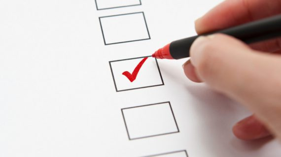 6 Months Until Tax Season - Have You Made Your Checklist?