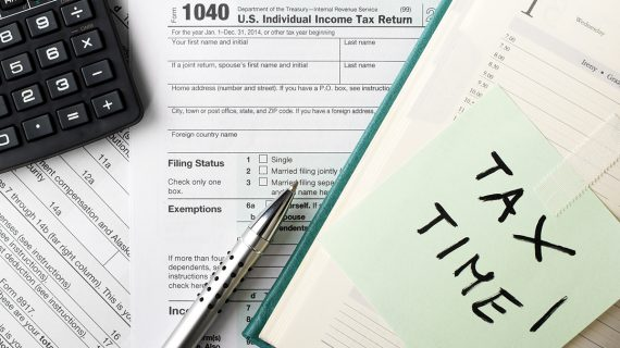 EdgeFinancial - Tax Return